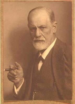 Зигмунд Фрейд – «Инфантильное возвращение тотема».